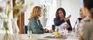 Meer vrouwen in IT blog - Coaching voor vrouwen in IT